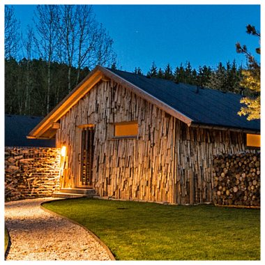 Forsthütte Oheblick